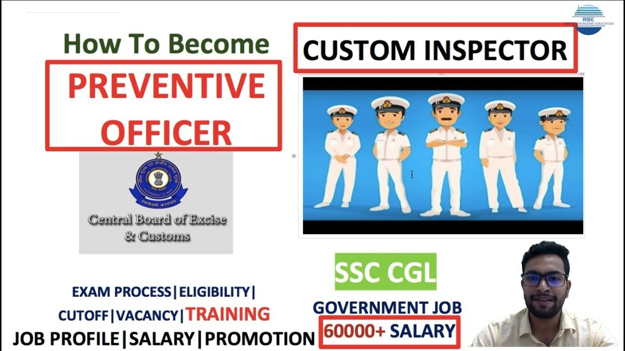 Watch How to Become a Customs Inspector video