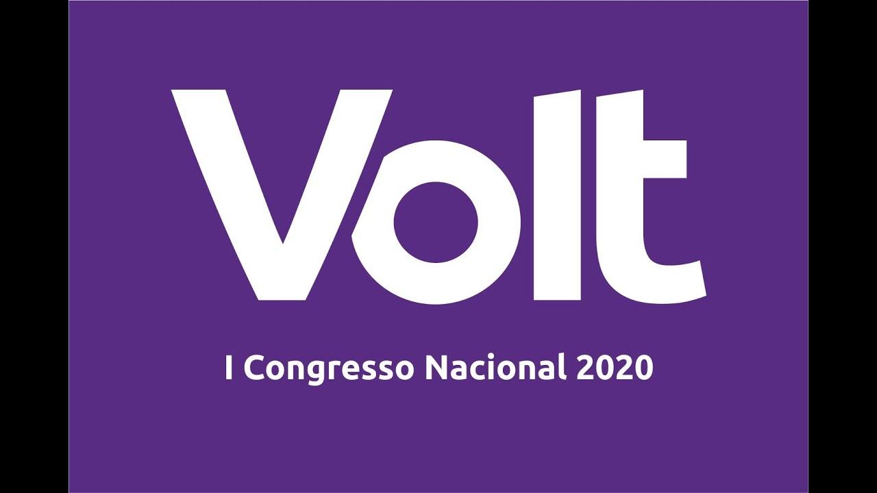 YouTube: I Congresso Nacional Volt Portugal 2020 - Parte 1