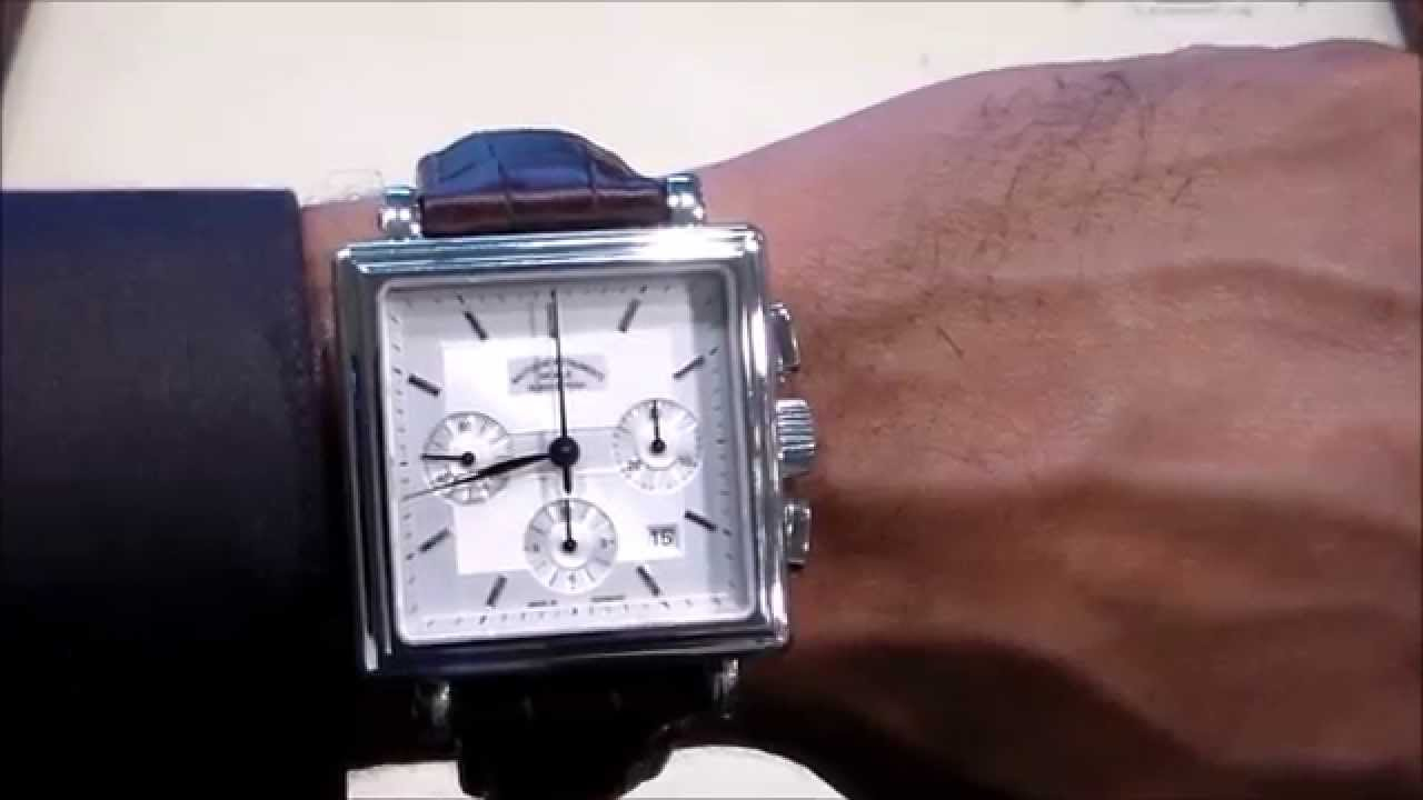 Muhle Glashutte Teutonia Quad Chronograph Review Youtube