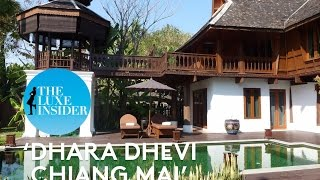 Dhara Dhevi Chiang Mai   Grand Deluxe Villa by The Luxe Insider