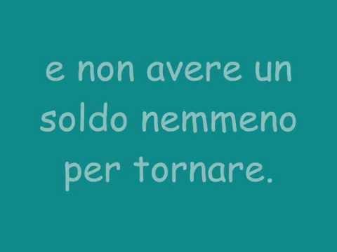 Dalidà Ciao amore ciao + testo
