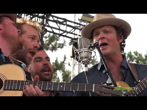 Steep Canyon Rangers - Let Me Die in My Footsteps - 2018 Blue Ox Music Festival