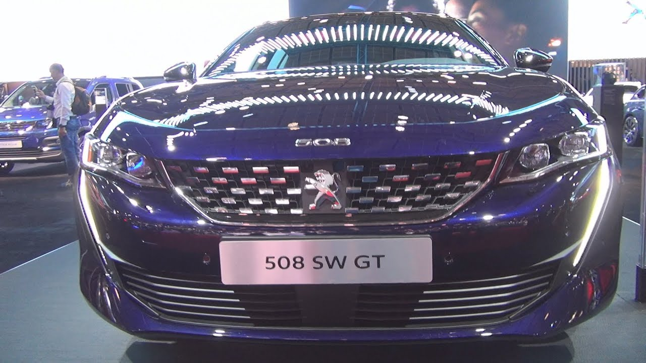 Peugeot 508 Sw Gt Bluehdi 180 S U0026s Eat8  2019  Exterior And