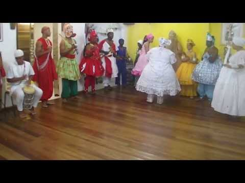 Dança dos Orixás - Grupo Ododuá - Porto Alegre - RS