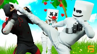 MARSHMELLO BEATS UP IKONIK for his EX GIRLFRIEND....