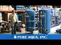 Twin Alternating Water Softener Kuwait 50 GPM | www.PureAqua.com