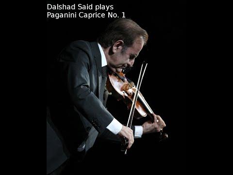 Dalshad Said - Paganini Caprice No. 1
