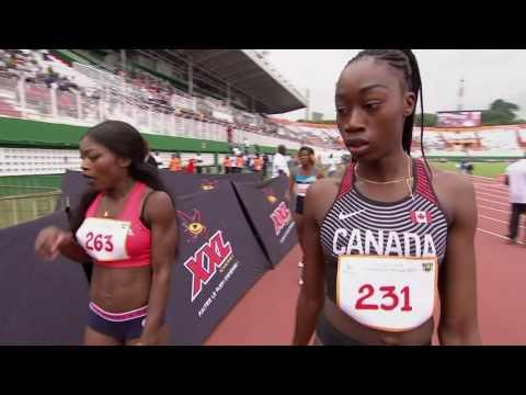 VIIIes Jeux de la Francophonie 2017 - ATHLETISME – 25 juillet