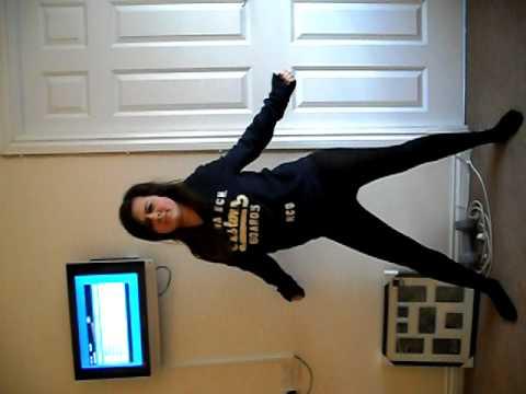 Becka Lilleys amazing dancing