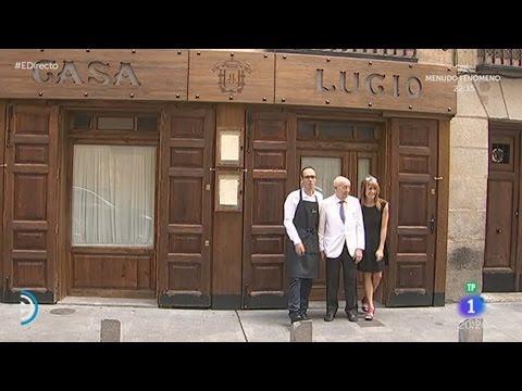 Casa Lucio, un lugar emblematico