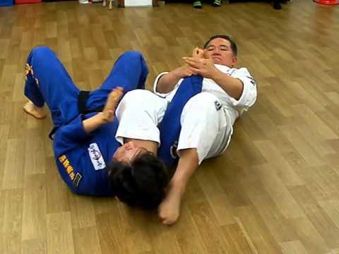 (126)Gongkwon Yusul Grappling Remind  Training