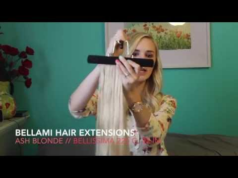 HAIR || bellami hair unboxing