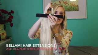bellami hair unboxing Thumbnail