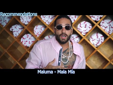 TOP 10 LATIN SONGS  (AUGUST 19, 2018)