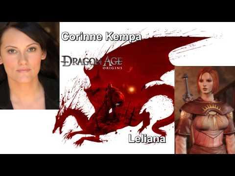 Dragon Age Origins Sounds  Companion Dialogue Leliana01
