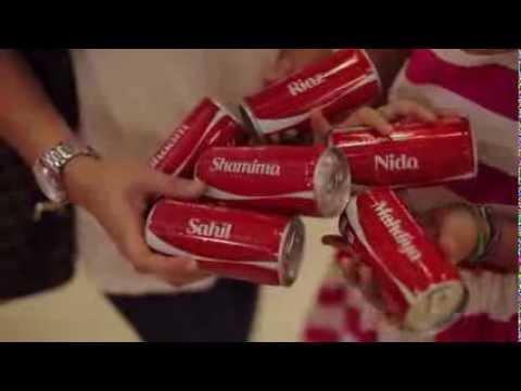 Share A Coke Hits South Africa