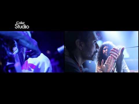 Ustaad Raees Khan & Abida Parveen, Mein Sufi Hoon, BTS, Coke Studio Season 7, Episode 1