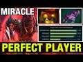 IS THE PERFECT PLAYER MIRACLE LYCAN Dota 2