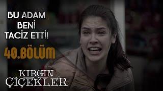 Kırgın Çiçekler 40.Bölüm - Eylül, Kemal'i dövüyor!