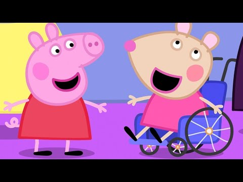Peppa Pig English Episodes | Mandy Mouse Special 🐭 Peppa Pig