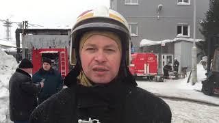 Сотрудник МЧС — о пожаре на Электрозаводском проезде