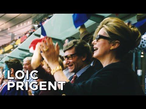 YVES SAINT LAURENT'S BIGGEST SHOW EVER! By Loic Prigent