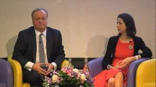 Women in Business Conference: A Conversation with Helena Morrissey & David Cruickshank 2 March 2012