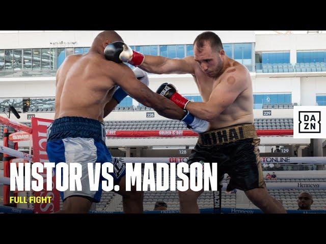 FULL FIGHT | Mihai Nistor vs. Colby Madison
