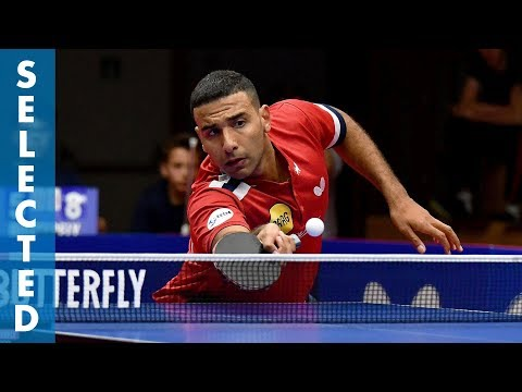 Omar Assar vs Bojan Tokic (TTBL Selected)