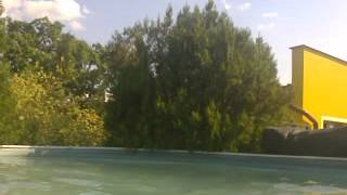 Bazén  s mořskou solí bez chlorování