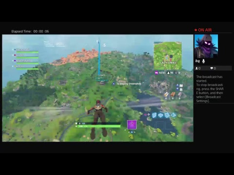 fakemonere43s Live PS4 Broadcast