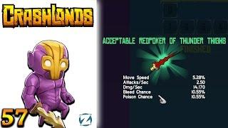 Crashlands Gameplay - Ep 57 - Alloyonite (Let's Play)