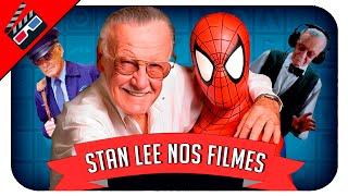 Todas as Aparições de Stan Lee nos Filmes da Marvel