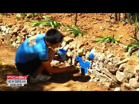NEWS BREAK: PNP trainees, tumultulong iti panagdalus ditos siudad ti Baguio