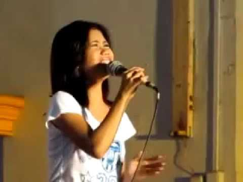 Miss Suklay | Katrina Velarde - Open Arms (Mariah Carey, cover)