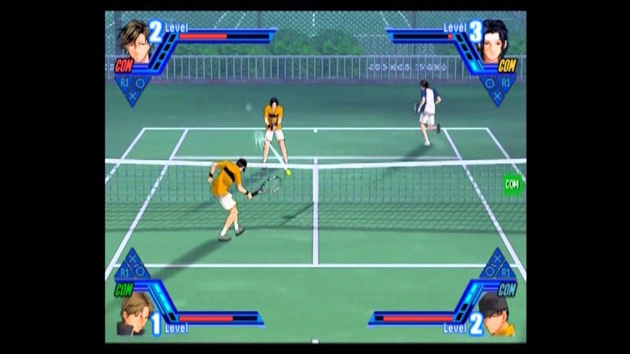 Oujisama no tennis stylish silver gba