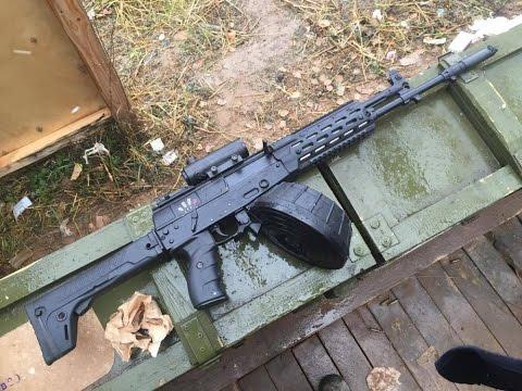 New AK-12 2016 Russian Airsoft Rifle