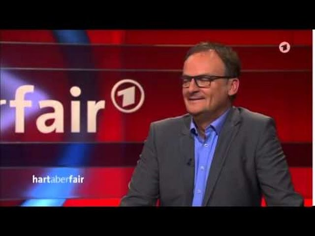 HART ABER FAİR  (09-03-2015)  mit Frank Plasberg Polit Talkmagazin