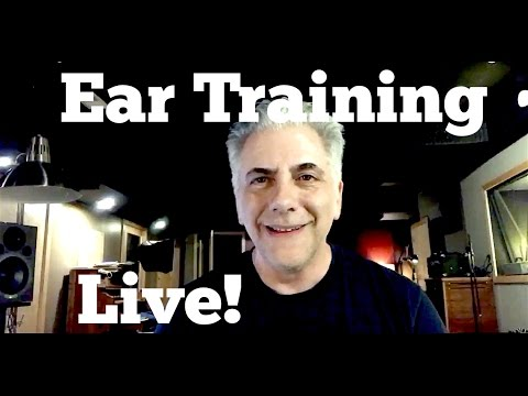 Rick Beato - Ear Training Live! | Music Theory and How To Practice
