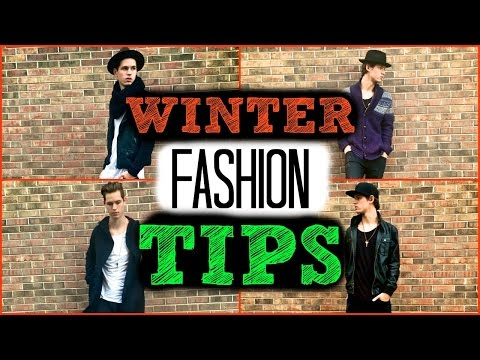 Winter Lookbook For Men | Fashion Tips | Jordan & Tyler
