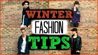 Winter Lookbook for Men | Fashion Tips | Jordan & Tyler