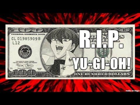 Konami Killed Investing in Yu-Gi-Oh!