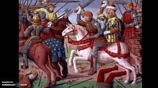 Vroege Middeleeuwen: monniken en ridders, Friezen en Vikingen, geschiedenis van Kerst en Pasen
