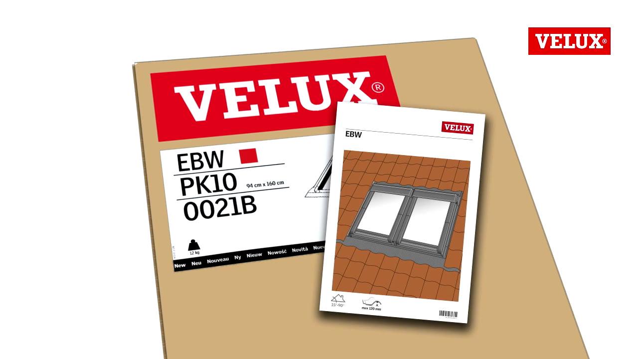 Velux Gpl Gpu Roof Window Installation The Velux Group
