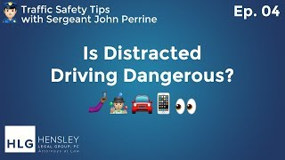 Is Distracted Driving Dangerous? thumbnail image