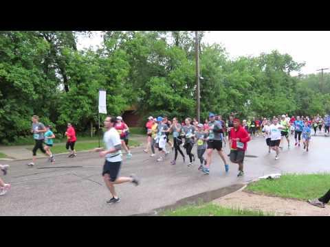2014 Manitoba Marathon 7:36AM