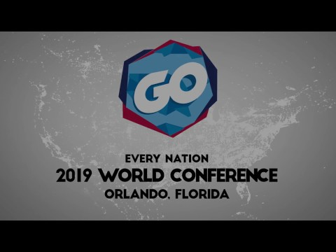 2019 World Conference announcement