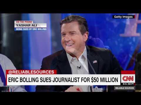 Fox News host sues Huffington Post writer for $50 million