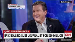 Fox News host sues Huffington Post writer for  million