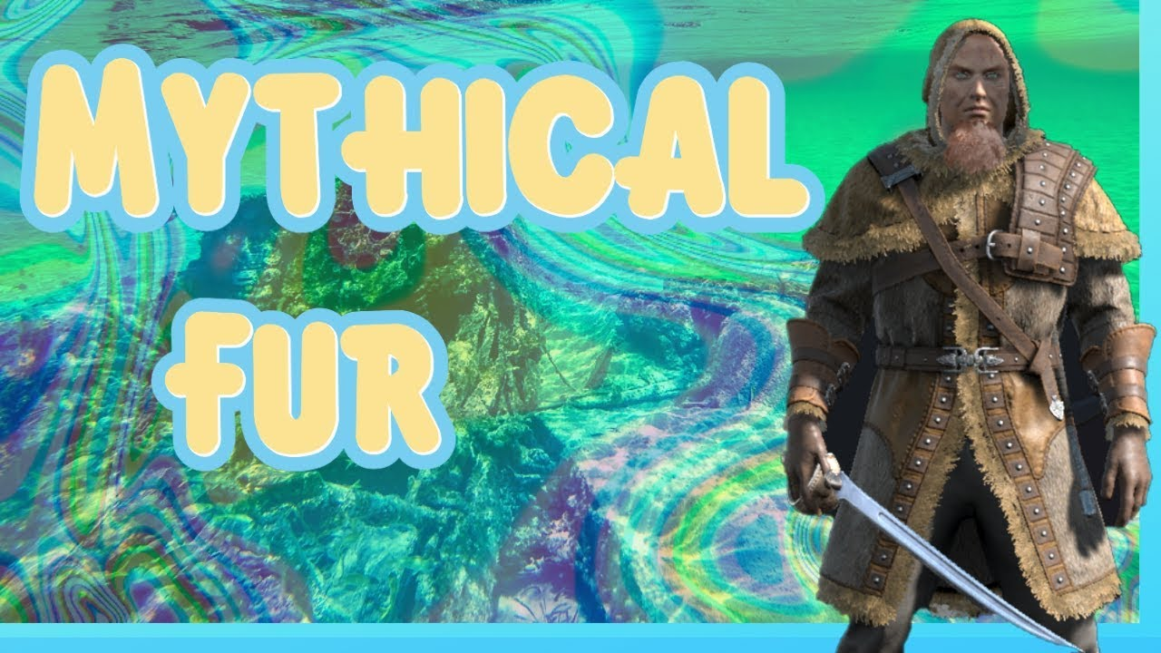Atlas | How to Spawn Mythical Fur Armor w/ Admin Commands